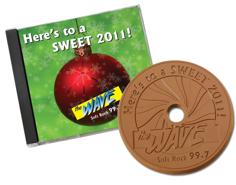 Chocolate CD's